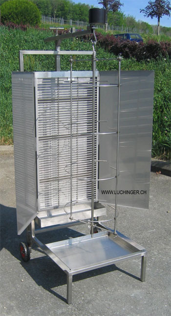 grand grill inox luchinger